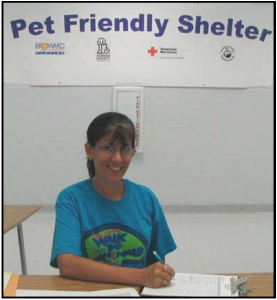 pet friendly hurricane shelter broward county