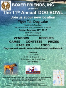 Dog Bowl is a dog friendly event in Dania, FL