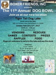 Dog Bowl is a dog friendly event in Dania, FL